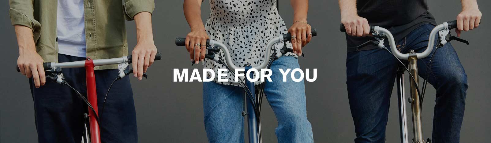 Brompton Bicycle, Model Year 21, MY21